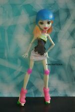 Monster High Abbey's ROLLER MAZE Outfit and Accessories