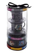 Alice In Wonderland Tea & Tea Cups Gift Set 5 Flavors Disney Theme Parks NEW