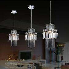 Modern Chandelier Light Shades 2 Tier Acrylic Crystal Ceiling Pendant Lamp Shade