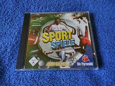 PC-Spiel: Sport Spiele Gold Version - Top Hits ausgewählter Sport-Games (