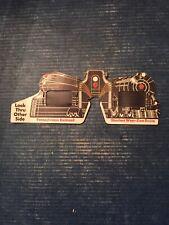 1940 PENNSYLVANIA RAILROAD MAGIC MOVIES 3D GLASSES - GOLDEN GATE EXPO