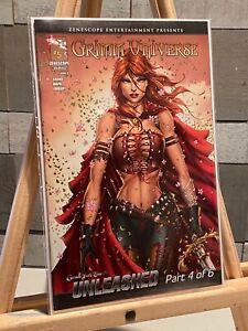 🔥 Grimm Fairy Tales Grimm Universe #5 Jamie Tyndall Variant 🔥