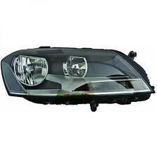 Faro fanale anteriore Sinistro VW PASSAT 10-, VALEO H7+H7 con motorino regolazio