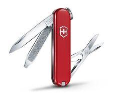 CLASSIC SD Victorinox Schweizer kleines Taschenmesser Offiziersmesser 7 Funktion