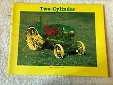 two- cylinder magazine jan-feb 1995, covers waterloo boy tractors