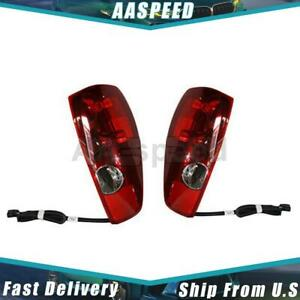 2X Tail Light Assembly  TYC For 2004-2012 Chevrolet Colorado