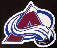 Window Bumper Sticker NHL Hockey Colorado Avalanche NEW