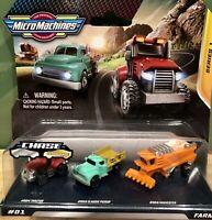 Micro Machines Farm Vehicles Series 1 #01 New And Sealed Hasbro 2020