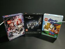 LEGO Star Wars Bespin Duel 75294, Taskmaster Ambush 77905 & Wonder Woman 77906.