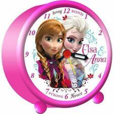 DISNEY FROZEN Alarm Clock Anna Elsa Kids Girls Boys Official Birthday Party Gift