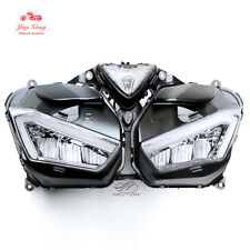 Led HeadLight Assembly Headlamp fit for Yamaha YZF-R3 YZF-R25 13-18 14 15 16 17