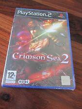 CRIMSON SEA 2          --  NEUF      pour PS2