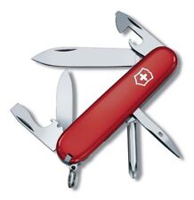 🌟🌟 1.4603 VICTORINOX SWISS ARMY POCKET KNIFE TINKER RED VI53341 53341 53101 z