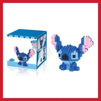 BLOCK CITY BRIQUE CONSTRUCTION FIGURINE STITCH 280pcs JEU JOUET ENFANT PELUCHE