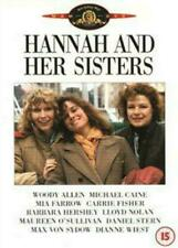 Hannah and Her Sisters 5050070008258 DVD Region 2 P H