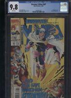 Uncanny X-Men #307 CGC 9.8 John Romita Jr - BLOOD TIES part IV
