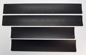 GENUINE TACOMA 2019 DOUBLE CAB DOOR SILL PROTECTOR PT7473520102 ACCY 4PC SET