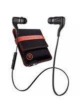 Plantronics BackBeat Go 2 Stereo Bluetooth Headphones + Charging Case- Black