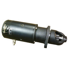1109457 6 Volt Starter fits Massey Ferguson Tractors 35 TO20 TO30 TO35