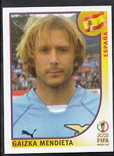 Panini Football - World Cup 2002 - Sticker No 107 - Spain - Gaizka Mendieta (GD)