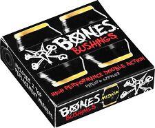 Bones - Hardcore Bushings Black Medium