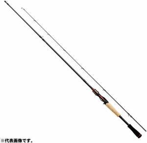 Daiwa Blazon 6112HB Bass Bait casting rod 2 Piece From Stylish anglers Japan
