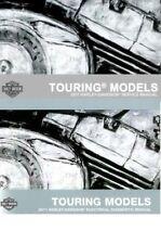 2011 Harley Davidson Touring Service Manual  & Electrical Diag & Parts Catalog