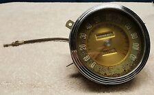 ~1946 MERCURY CONVERTIBLE/WAGON/SPORTSMAN 110 MPH SPEEDOMETER~