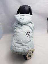 """Yap Dog Grey Hooded Jacket 12"""""""