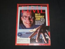 2000 MARCH 27 TIME MAGAZINE - STEPHEN KING, DO-IT-YOURSELF.COM - T 3048