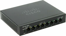 NEW Cisco 110 Series 8 Port PoE Gigabit SG110D-08HP-NA