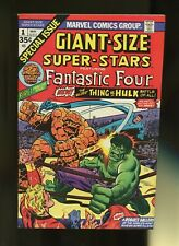 Giant-Size Super-Stars 1 VG+ 4.5 *1 Book Lot* Marvel,Thing vs. Hulk! Fantastic!