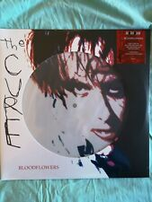 THE CURE - BLOODFLOWERS - RSD 2020 2LP SEALED MINT RARE PICTURE DISC