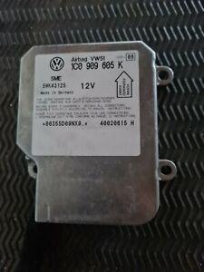 VW Polo 9N Airbagsteuergerät Steuergerät 1C0909605K