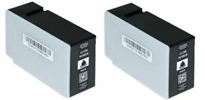 2x Ink Cartridge Black Compatible For Canon Maxify MB2300 MB2350 PGI-1500XL