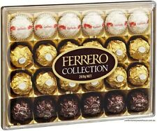 Ferrero Rocher Collection Gift Box 24 pcs .. Assortment Collection From Ferrero