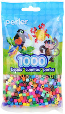 Perler Beads Multicolor Fusion Beads For Kids, 1000 pcs