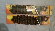 """Outre Batik Hair Extension F4/27 14"""" Black/Blonde"""