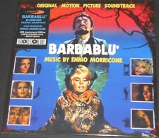 ENNIO MORRICONE barbablu ITALY LP new BLUE VINYL limited RECORD STORE DAY 2017