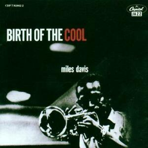 Davis- Miles- Birth Of The Cool (Limited Edition Transparent Red Colored Vinyl