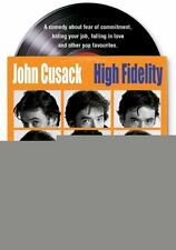 High Fidelity (DVD, 2002) John Cusack PAL Region 4 🇦🇺 Brand New Sealed