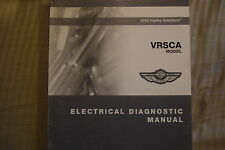 Harley Davidson 2003 VRSCA Model Electrical Diagnostic Manual Part No. 99499-03