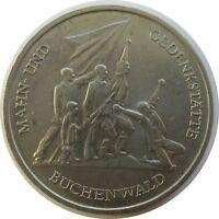 DDR 10 Mark 1972 Mahn und Gedenkstätte Buchenwald