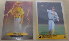 2018/19 Mitch Ellis Baseball INSERT Card - Brisbane Bandits (Aussie Baseball)