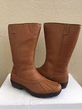 UGG belfair Chestnut Classic Tall Duck Toe wasserdicht Boot US 8/EU 39/UK 6.5