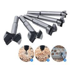 5PCS/Set15/20/25/30/35mm Wood Drill Bit Wood Drills Boring Hole Saw Cutter Tool