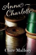 CLARE MALLORY:-  Anna-Charlotte