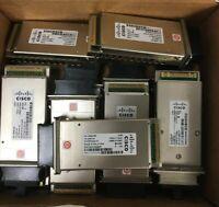 Lot Of 11  X2 10GB-SR Cisco 10gb Cisco 10GBASE-SR X2 10GBase Module