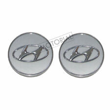HYUNDAI TUCSON ix35 2010-2015 Genuine OEM Wheel Center Hub Cap 2pcs