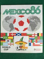 ALBUM Figurine Sticker MEXICO 86 WORLD CUP Ed. PANINI , COMPLETO !!! 100%